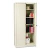 "78"" High Deluxe Cabinet, 36w x 18d x 78h, Putty"