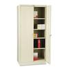 "Tennsco 78"" High Deluxe Cabinet, 36w x 24d x 78h, Putty"