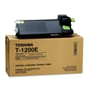 Toshiba T1200 Toner, 6500 Page-Yield, Black