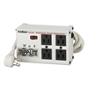 Tripp Lite ISOBAR4ULTRA Isobar Surge Suppressor, 4 Outlets, 6 ft Cord, 3330 Joules