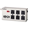 ISOBAR6 Isobar Surge Suppressor, 6 Outlets, 6 ft Cord, 3330 Joules, Light Gray