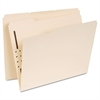 Manila Folders, One Fastener, 1/3 Tab, Letter, 50/Box
