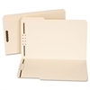 Universal Manila Folders, Two Fasteners, 1/3 Tab, Legal, 50/Box