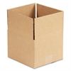 General Supply Brown Corrugated - Fixed-Depth Shipping Boxes, 8l x 8w x 6h, 25/Bundle