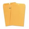 Universal Kraft Clasp Envelope, Center Seam, 28lb, 7 1/2 x 10 1/2, Brown Kraft, 100/Box
