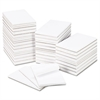 Bulk Scratch Pads, Unruled, 5 x 8, White, 100 Sheet Pads, 64 Pads/Carton