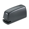 Universal Electric Full-Strip Stapler w/Staple Channel Release, 15-Sheet Capacity, Black