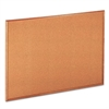 Cork Board with Oak Style Frame, 48 x 36, Natural, Oak-Finished Frame