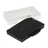 Identity Group Trodat T5430 Stamp Replacement Ink Pad, 1 x 1 5/8, Black