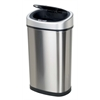 NINE STARS MOTION SENSOR TRASH CAN, 16.2 X 11.4 X 28.4