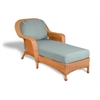 Tortuga Outdoor Lexington Chaise Lounge - Mojave -   Rave Spearmint