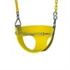 Half Bucket Toddler Swing - Yellow