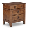 Picket House Furnishings Travis Nightstand, Light Brown
