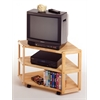 Winsome Wood Derby Corner Tv Stand, 34.7 x 23.96 x 22.17, Beech