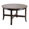 Winsome Wood Toby Coffee Table, 30 x 30 x 17.99, Dark Espresso