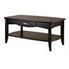 Winsome Wood Danica Coffee Table, 40 x 21.97 x 18, Dark Espresso