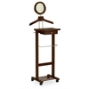 Winsome Wood Vanity Valet Stand, 19.61 x 15.93 x 57.48, Antique Walnut