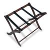Winsome Wood Scarlett Luggage Rack Walnut, 26.5 x 18.7 x 20, Antique Walnut
