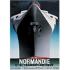 S.S. Normandie - Cassandre