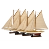 Mini Pond Yachts, Set 4