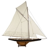 Authentic Models America's Cup Columbia 1901, Large, French Finish