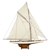 Americas Cup Columbia 1901, Med. French Finish
