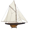 Authentic Models America's Cup Columbia 1901, Small, French Finish