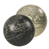 Authentic Models Vaugondy Sphere, Black, 14cm