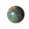 Authentic Models Vaugondy Sphere, Color, 14cm