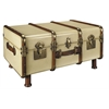 Stateroom Trunk, Ivory