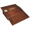 Campaign Lap Desk, French Finish