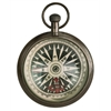 Authentic Models Porthole Eye Of Time, Bronze