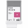 6707B001AA (PFI-107) Ink, 130 mL, Magenta