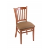 "3120 18"" Chair with Medium Finish, Allante Beechwood Seat"