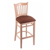 "Holland Bar Stool Co. 3120  25"" Stool with Natural Finish, Rein Adobe Seat"