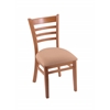 "3140 18"" Chair with Medium Finish, Axis Summer Seat"