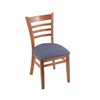 "3140 18"" Chair with Medium Finish, Rein Bay Seat"