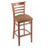 "3140 25"" Stool with Medium Finish, Allante Beechwood Seat"
