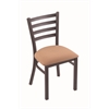 "400 Jackie 18"" Chair with Pewter Finish, Axis Summer Seat"