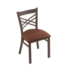 "620 Catalina 18"" Chair with Bronze Finish, Rein Adobe Seat"