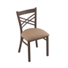 "620 Catalina 18"" Chair with Bronze Finish, Rein Thatch Seat"