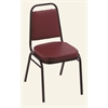 "Holland Bar Stool Co. 18"" Upholstered Stack Chair from Holland Bar Stool Co."