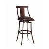 Amrita Swivel Barstool, Ford Brown