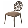 Brownsville Side Chair, Tan