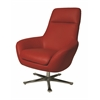 Ellejoyce Club Chair, Red