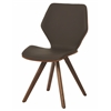 Glasgow Side Chair, Brown
