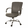 Lachman Office Chair, PU Gray