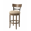 Pastel Furniture Susan Swivel Barstool, Wren Linen