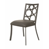 Villa Metro Side Chair, Gray