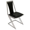 ZZ Side Chair, Black